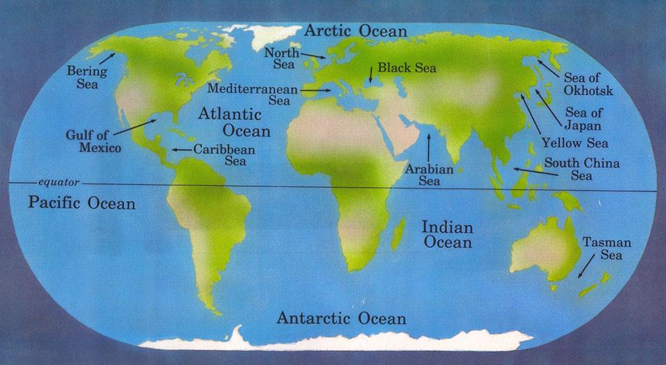 Oceans-and-seas