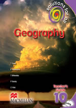 Solutions for all Geography Grade 10 Teacher's Guide – SA