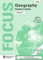 Focus Geography Grade 11 Teacher's Guide