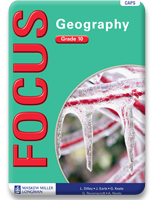 Focus Geography Grade 10 Learner's e-book – SA Geography