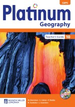 Platinum Geography Grade 10 Teacher's Guide