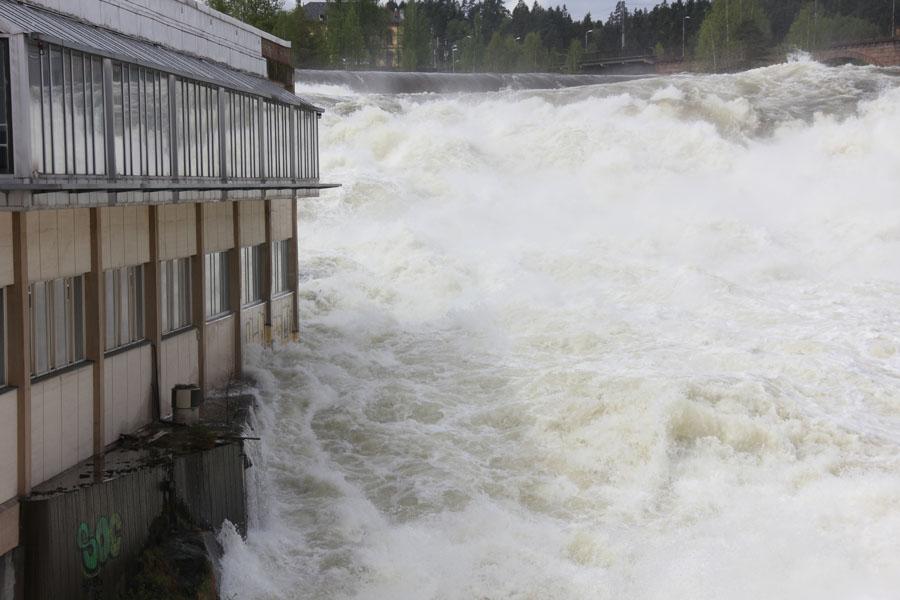 Hønefoss Floods – May 2013